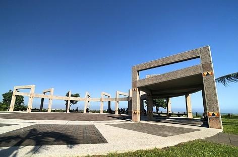花蓮租車市集私房景點-太平洋海景公園(原北濱)