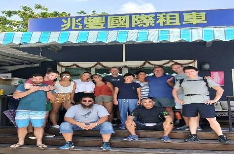 花蓮租車市集租車店家-兆豐國際租車