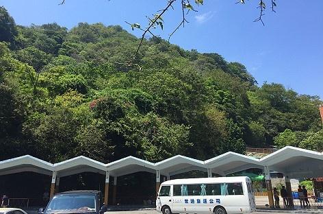花蓮租車市集私房景點-天祥風景區
